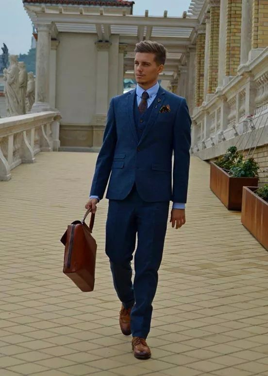 Blue And Brown Combination Just For Mr Pinterest
