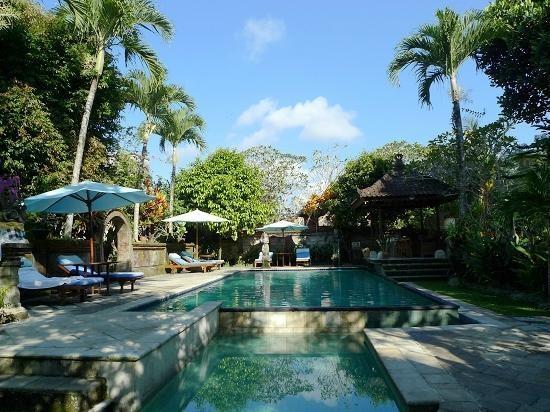 ALAM JIWA hotel, Bali. 35 $ per bungalow. dezelfde eigenaar heeft ook andere boetiek hotels.