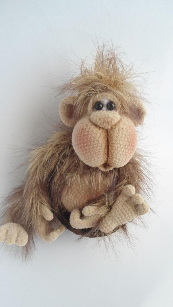 Биби - Мои любимки - Галерея - Форум почитателей амигуруми (вязаной игрушки)
