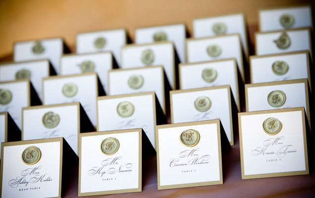 260 Best Images About Escort Place Cards Amp Seating Charts