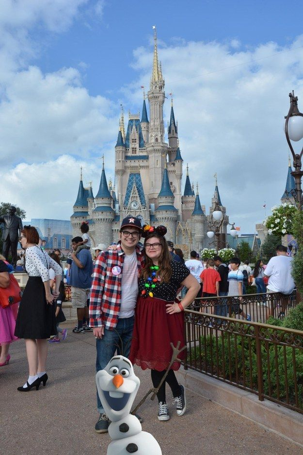 Hi, my name is Kristin. I am a grown-ass adult, and I recently took a trip to Walt Disney World. It was amazing.