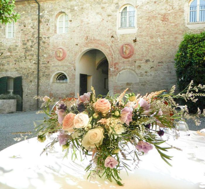 Matrimonio in un antico lavatoio