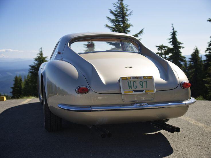 Ferrari 375MM / Custom-made for Ingrid Bergman and Roberto Rossellini