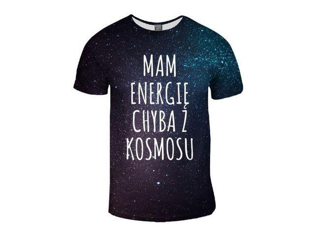 KOSMOS - kizimiziofficial - Koszulki z nadrukiem