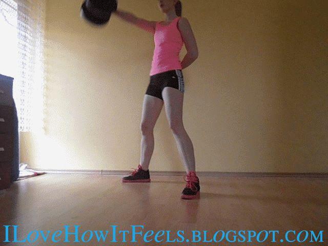 I love how it feels! | Fit blog: o sporcie, zdrowym odżywianiu, urodzie: Ćwiczenia na całe ciało - gify