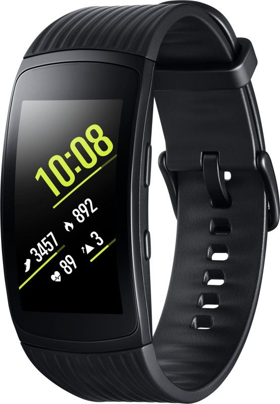 Buy Samsung Gear Fit 2 Pro Smartband Black Strap Size Large Priceonline In In 2020 Samsung Gear Fit 2 Samsung Gear Fit Gear Fit2