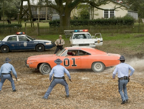 Dukes of Hazard .. Fav old TV show