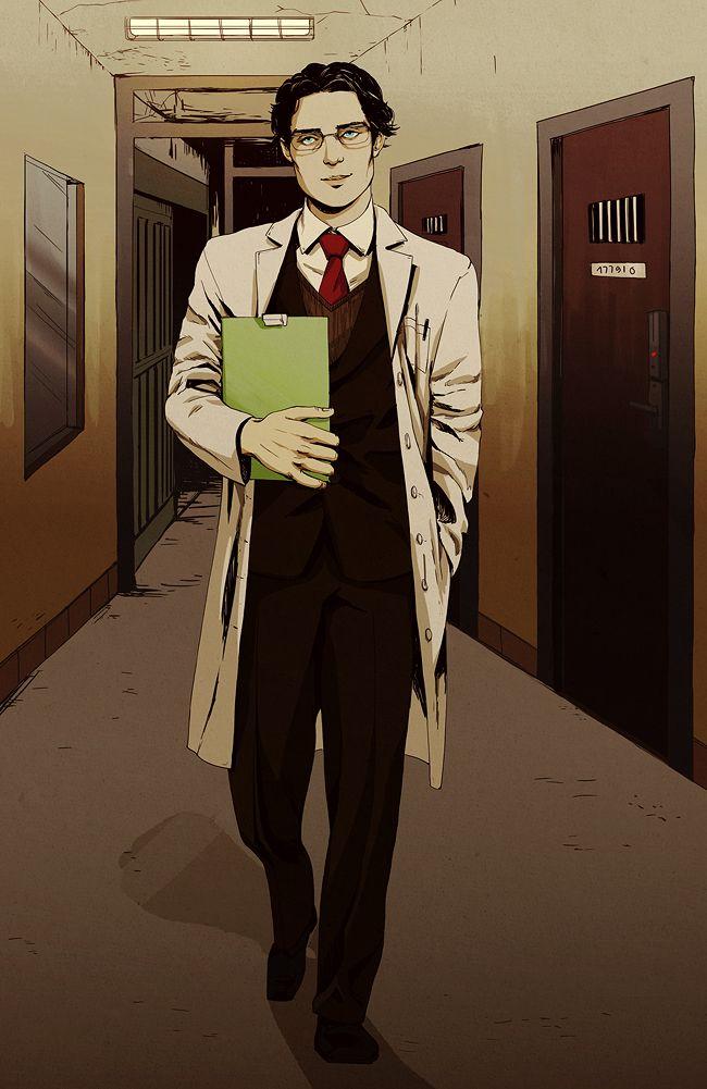 Dr. Crane isn't here right now by sawayaka.deviantart.com