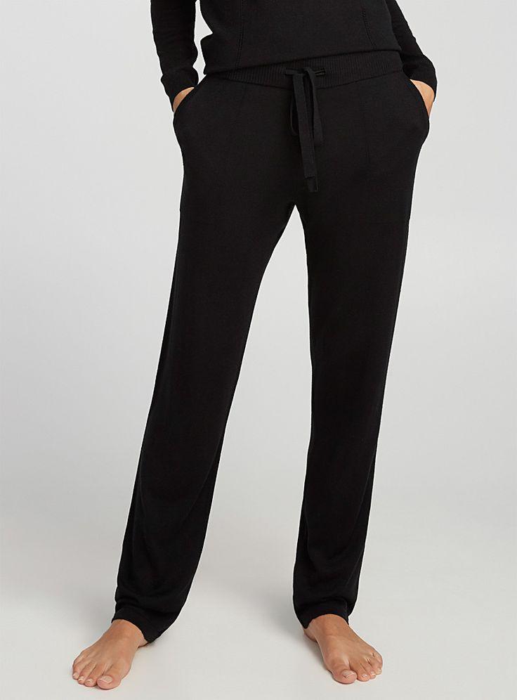 Le pantalon touche de cachemire | Miiyu | Pyjamas, Vêtements de Nuit et de Détente pour Femme en ligne | Simons