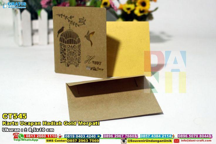 Kartu Ucapan Hadiah Gold Merpati | Souvenir Pernikahan Kartu Ucapan Hadiah Gold Merpati | Souvenir Pernikahan