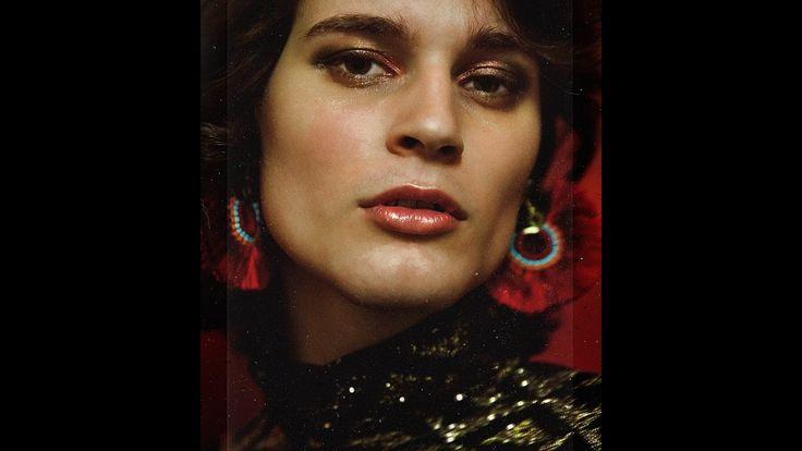 Fashion Portrait Retouch and Colour Correction Photoshop | Evelina Photo...