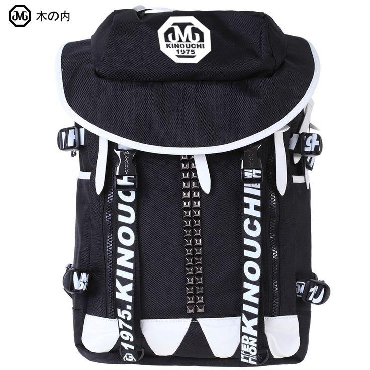 68.18$  Buy here - http://alib6q.worldwells.pw/go.php?t=1789718533 - Free Shipping Wood black male backpack travel bag fashion nylon backpack female middle school students school bag