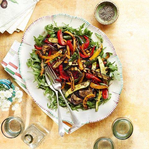 vegetable antipasto slimming world