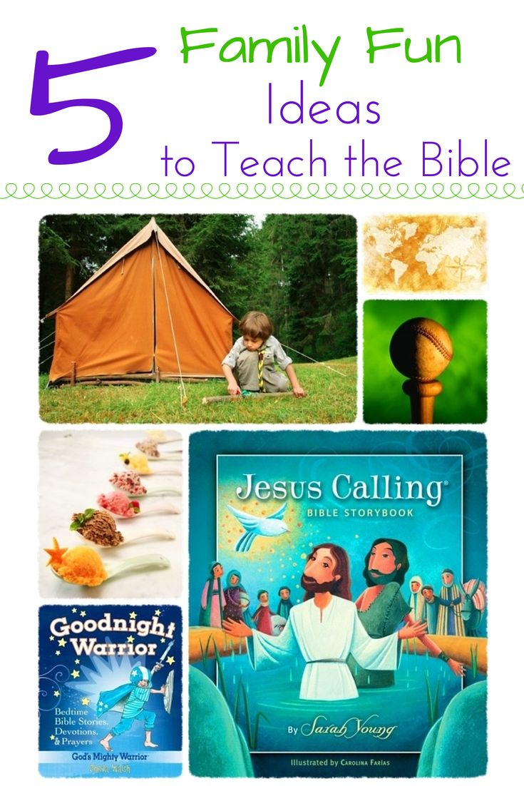 21 Fun Bible Memory Verse Games - Vibrant Christian Living