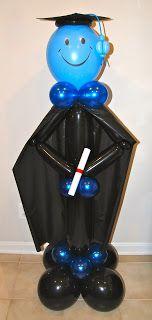 Balões Graduação