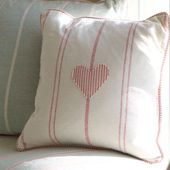 Cotton Cushions by Susie Watson Designs