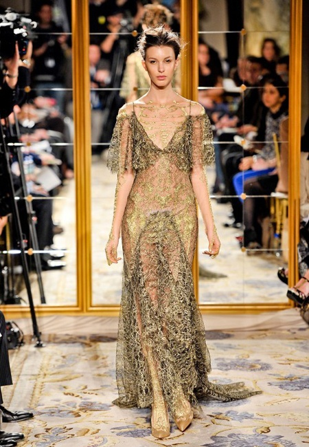 Marchesa Fall/ Winter 2012/ 2013 Collection