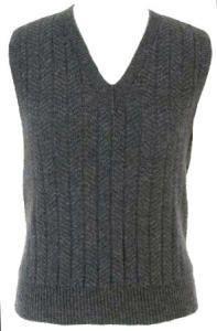 Lothlorian Merino Wool and Possum Fur Blend Pullover Vest