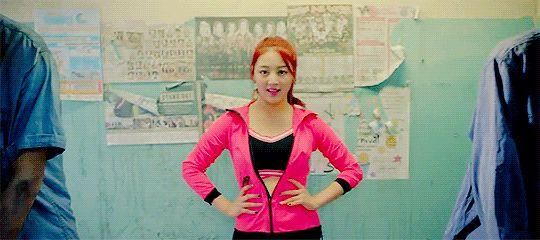 "Jihyo   TWICE ""OOH-AHH하게(Like OOH-AHH)"" M/V"