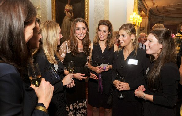 Kate Middleton Photo - Royal Reception For Team GB Olympic Medalists