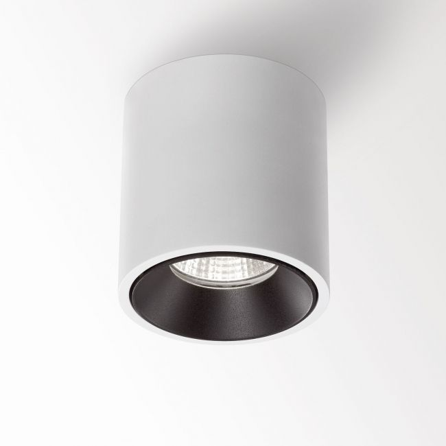 Delta light boxy xl r 82737 plafondlamp zwart