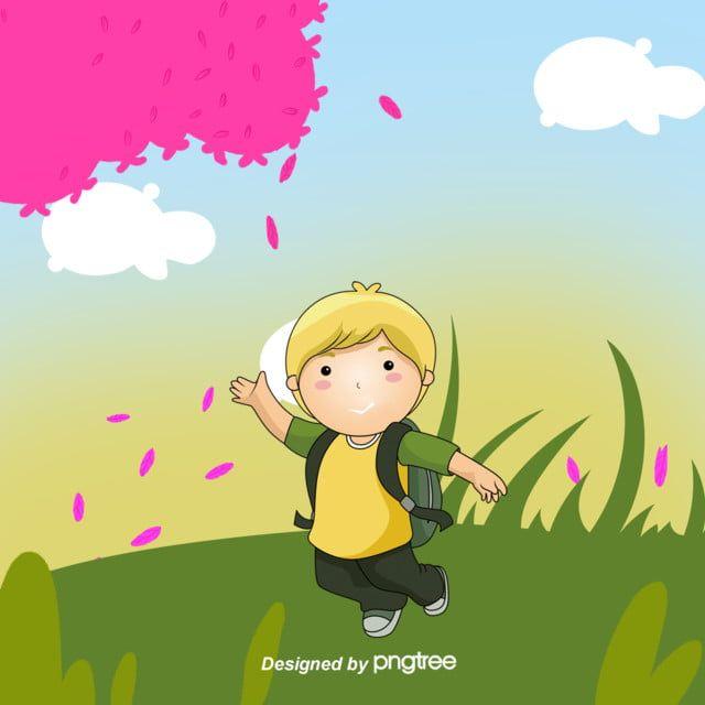 أطفال اليابان شخصية كرتونية رسمت خلفية التوضيح Drawing Illustration Cartoon Characters How To Draw Hands