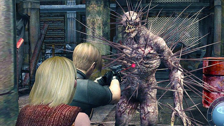 Resident Evil four Remastered Gameplay Albert Wesker PS4/Xbox one