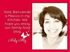 This website has almost every recipe I already make...and nearly every one I've always wanted to make too. Quite the revelation. English y Español.