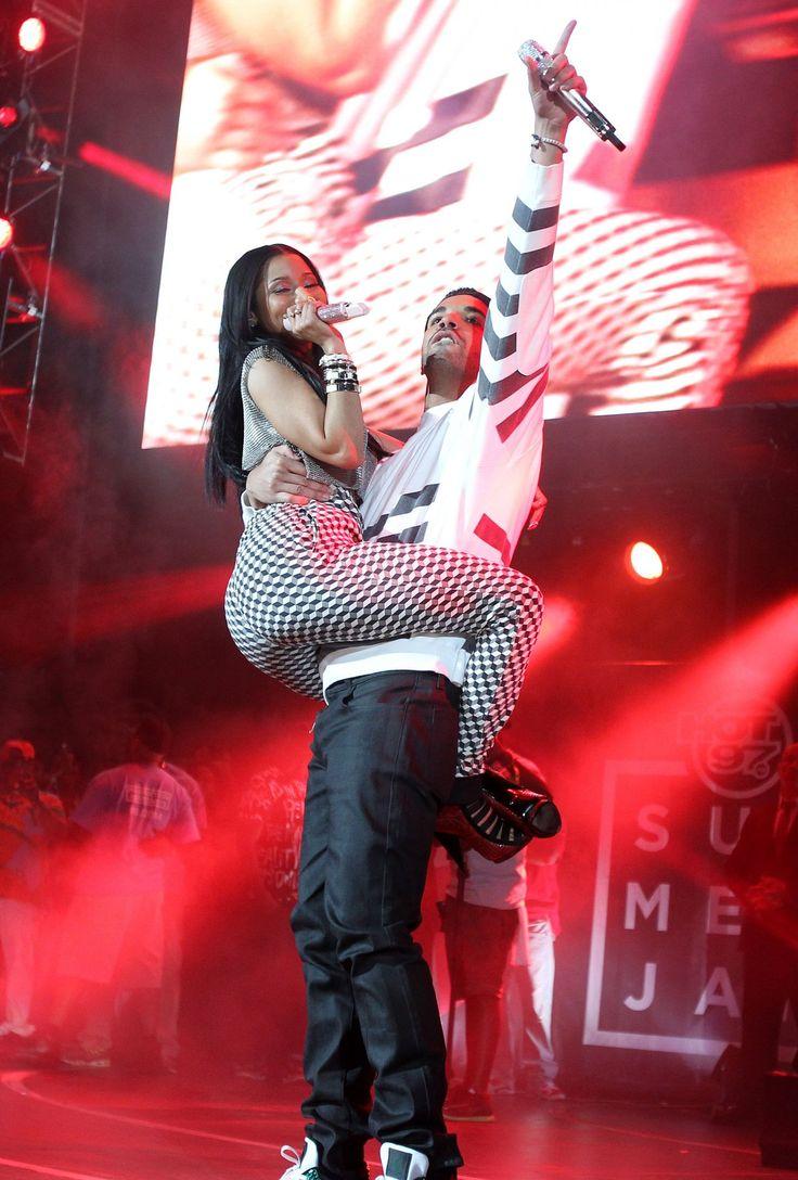 Nicki Minaj Talks What Drake Looks For In A Woman
