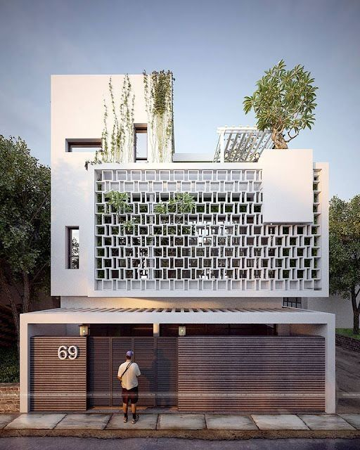 Best 25 architecture house design ideas on pinterest Architecture home facade