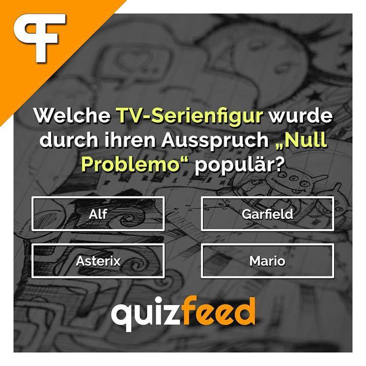 """Welche TV-Serienfigur wurde durch ihren AUsspruch """"Null Problemo"""" populär?"""