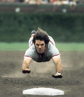 I'm boycotting the #baseballhalloffame until Pete Rose gets in . . . #tiltingwindmills  #peterose #charliehustle