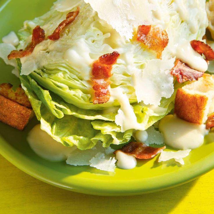 Salade César iceberg