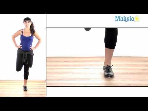 Shuffle Hop Step - How to Tap Dance