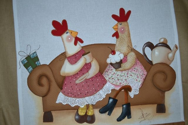 Projeto - Chicken Friends