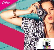 Sabes que te gusta cuidarte, te gusta estar siempre a la moda y sobre todo divertirte.  Inscríbete: http://www.fedco.com.co/liveyoung.aspx