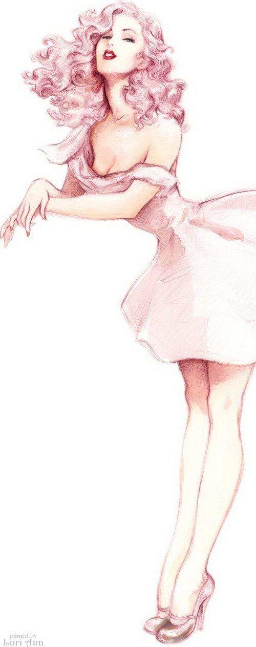 illustrator: Maly Siri for Vivienne Westwood