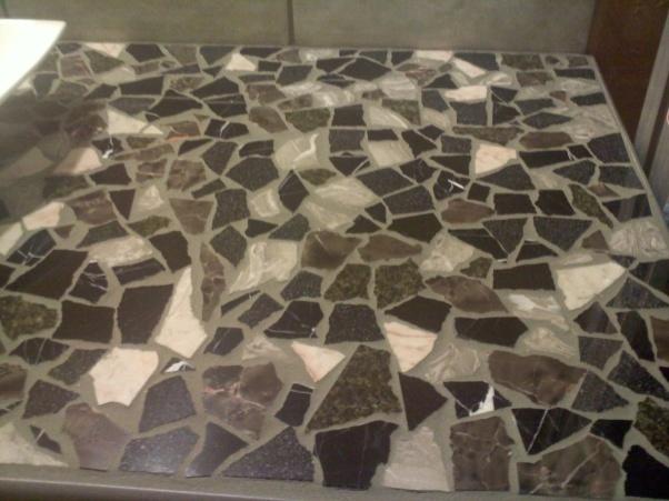 Uses For Broken Granite Deck Ideas Pinterest Granite