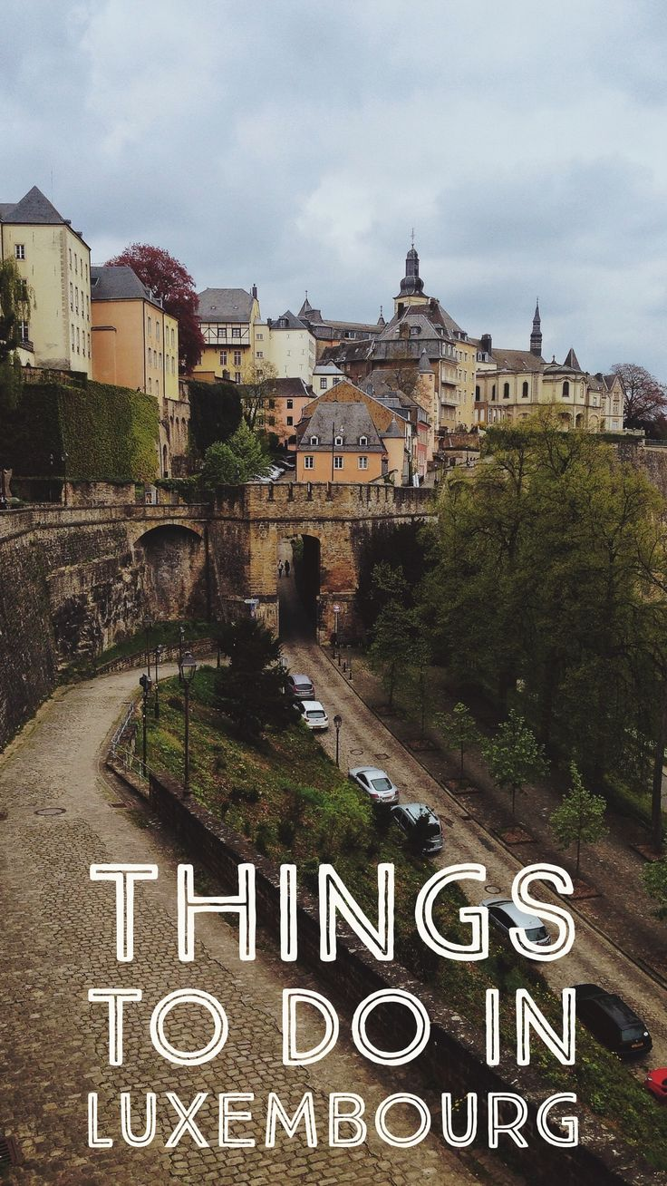 The top things to do when you travel around Luxembourg! Inclusing good food to eat in the city and info about the culture. We even include a few fun winter Christmas activities!