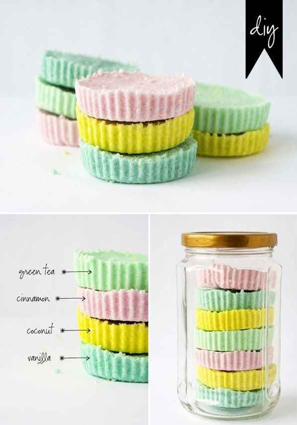 Bath Bombs in a Jar & 30 Other Cheap & Easy Last Minute DIY Gifts They'll Actually Want!