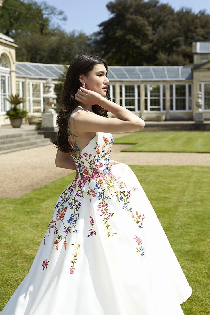 Wedding Dress Alterations Price List in 2020 Embroidered