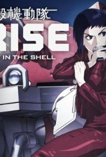 Ghost in the Shell Arise: Border 1 - Ghost Pain (2013) Poster