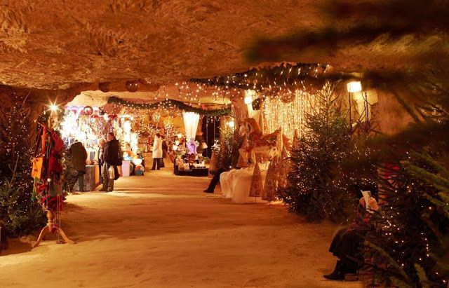 Η μαγική σπηλιά - Μάαστριχτ, Ολλανδία