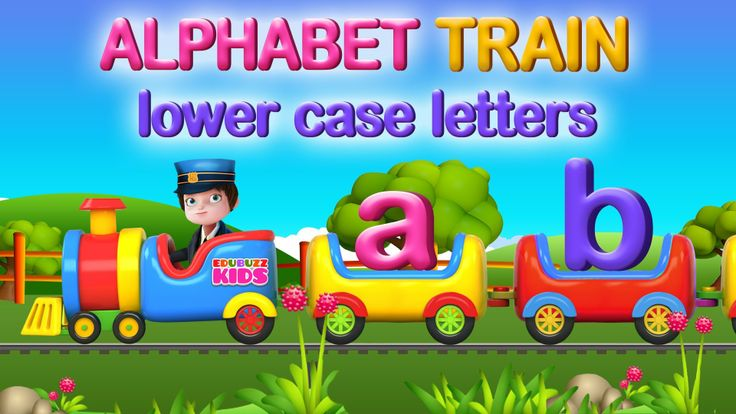 Learn Letter Names and Sounds with ABC Trains - Apps on ...
