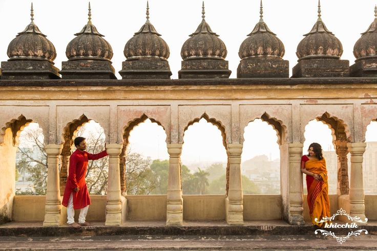 Debasmita & Prasanna's PreWedding Shoot. — Mayank Gautam