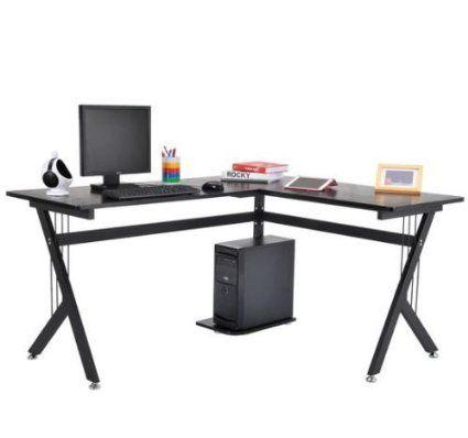 Las 25 mejores ideas sobre mesas de ordenador en for Mesa esquinera comedor