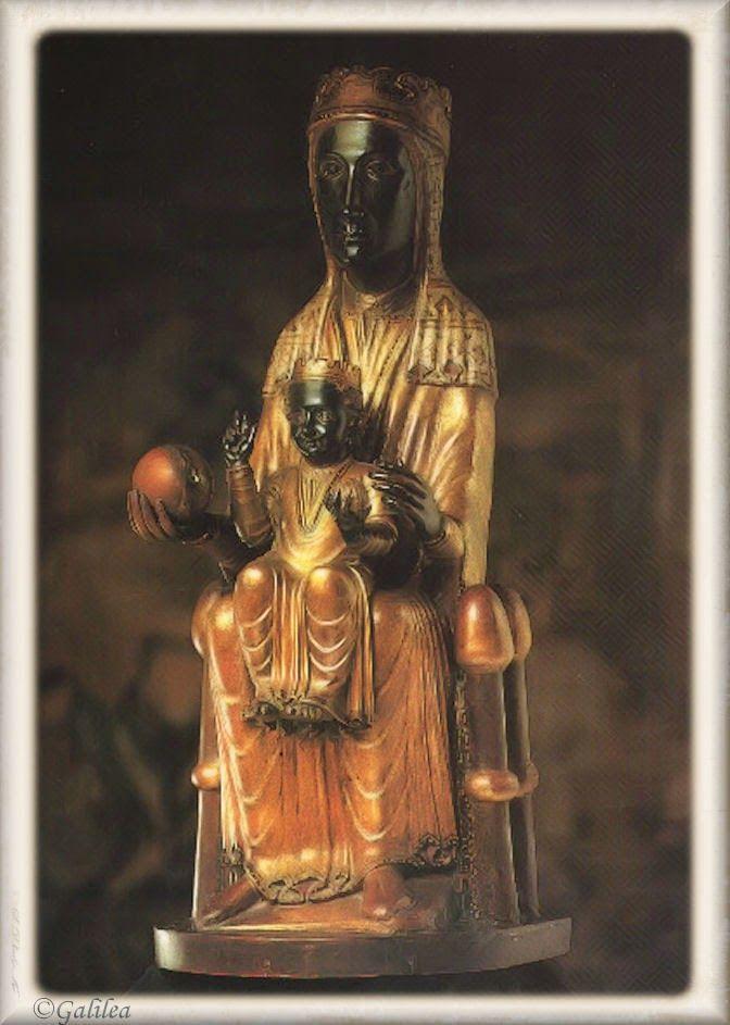 Santa María, Madre de Dios y Madre nuestra: Nuestra Señora de Montserrat, 27 Abril