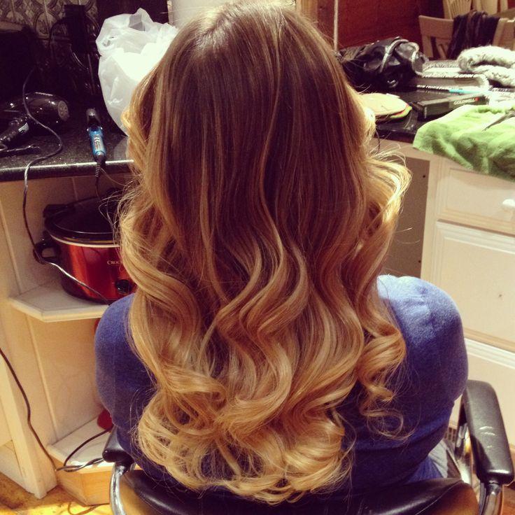 Ombr 233 Hairbyashleyspadano Fall Color Blonde Hair Color