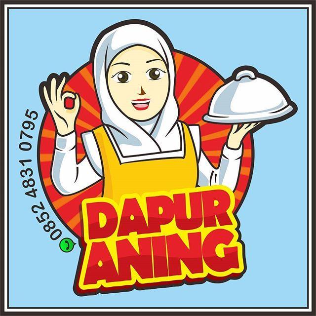 Desain Logo Online Shop Dapur Mama Aning Vector Desainlogo Logoolshop Olshoppalangkaraya Kulinerpalangkaraya Desain Logo Desain Logo Bisnis Desain Produk