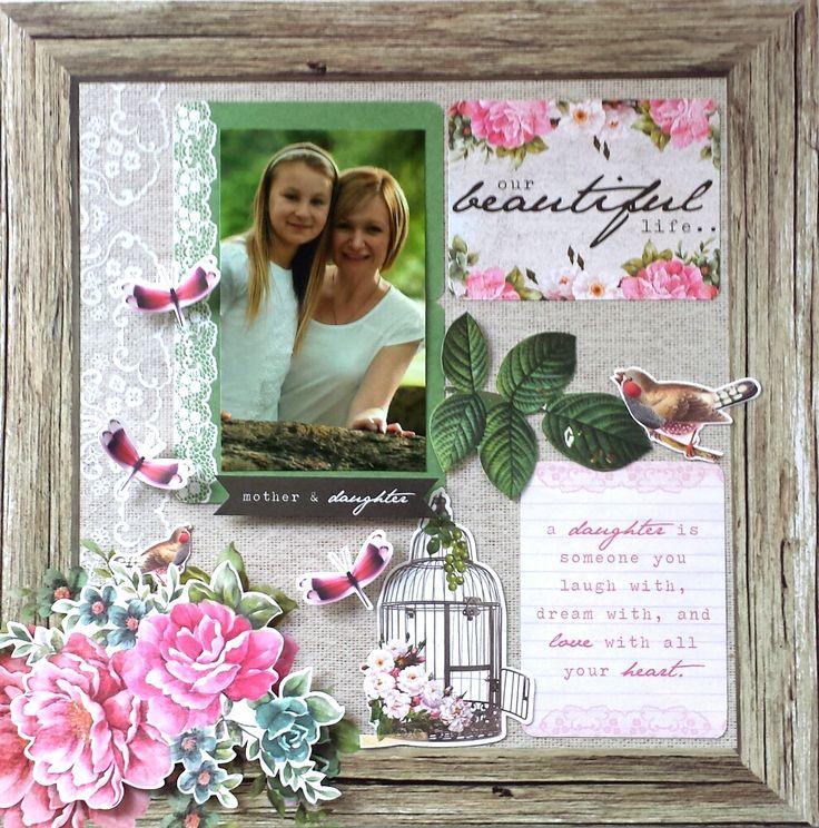 Kaisercraft - Oh So Lovely - Amanda Baldwin
